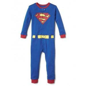 babyGap &#124 DC&#153 Superman sleep one-piece