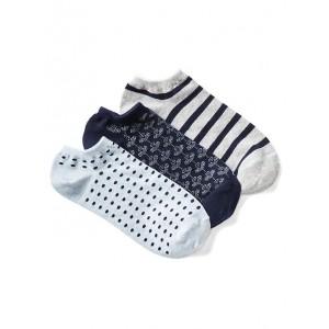 Print ankle socks (3-pairs)