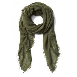 Drapey oversize scarf
