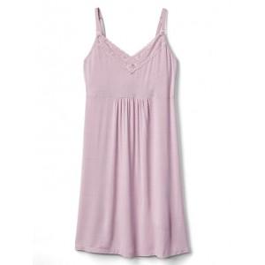Maternity nursing nightgown