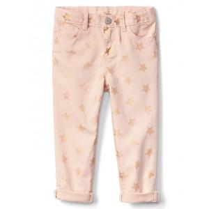 Gold star girlfriend jeans