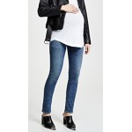 Maternity Racer Below the Belly Jeans