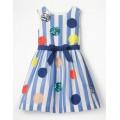Bright Sequin Spotty Dress
