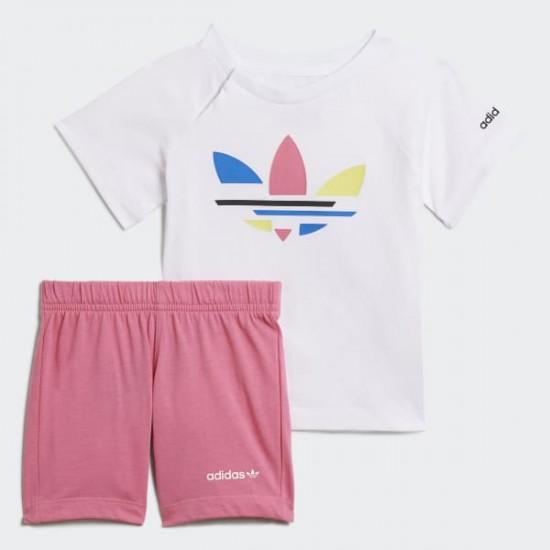 Adicolor Shorts and Tee Set