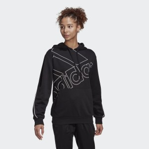 adidas Giant Logo Hoodie (Gender Neutral)