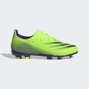 X Ghosted.3 Firm Ground Soccer Cleats