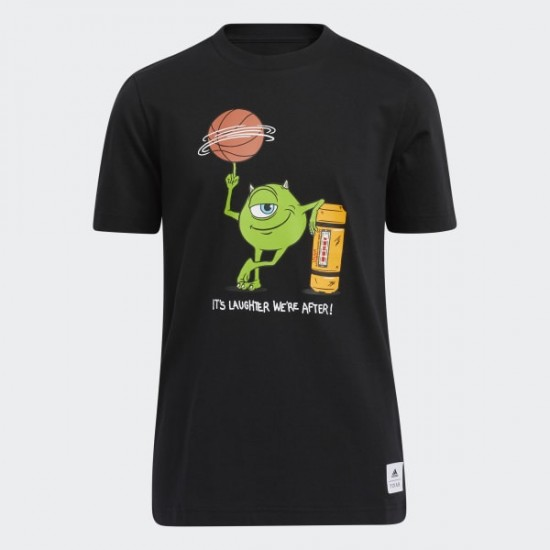 Big Kids Laugh Canister Tee