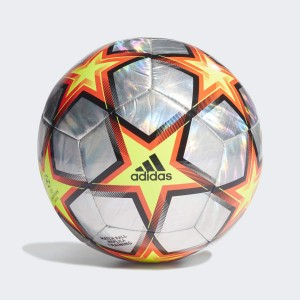 UCL Training Hologram Foil Pyrostorm Ball