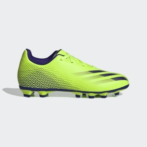 X Ghosted.4 Flexible Ground Soccer Cleats