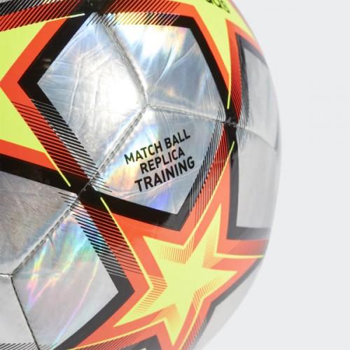 아디다스 UCL Training Hologram Foil Pyrostorm Ball