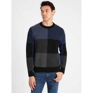 Buffalo Check Sweater