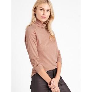 Heritage TENCEL™-Wool Turtleneck T-Shirt