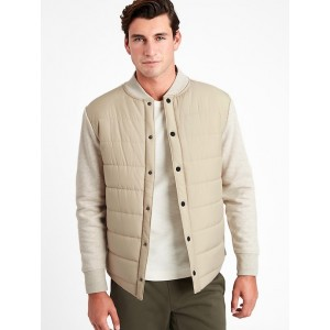 Quilted Basketball Jacket