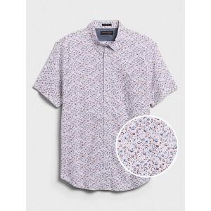 Sim-Fit Organic Cotton Shirt