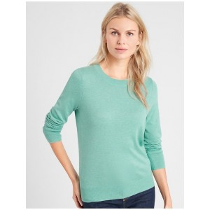 Petite Forever Crew-Neck Sweater