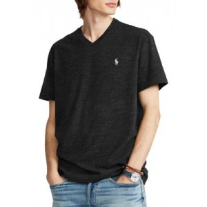 Classic Fit Cotton V-Neck T-Shirt