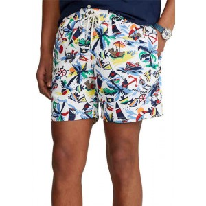 5.75 Inch Traveler Classic Swim Trunks