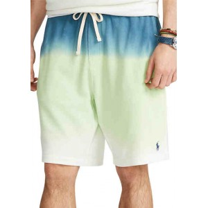 8-Inch Dip-Dyed Spa Terry Short