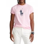 Classic Fit Big Pony Logo Jersey T-Shirt