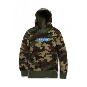 Boys 8-20 Scuba Graphic Hoodie Pullover