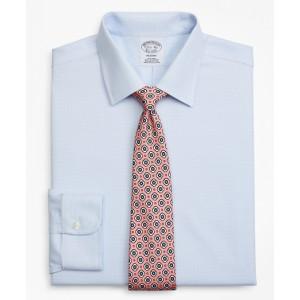 Regent Fitted Dress Shirt, Non-Iron Dobby Micro-Dot