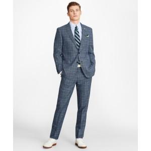 Regent Fit Combo Check 1818 Suit