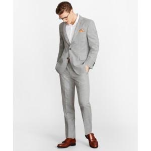 Regent Fit Multi-Plaid 1818 Suit