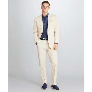 Regent Fit Cotton Stretch Suit