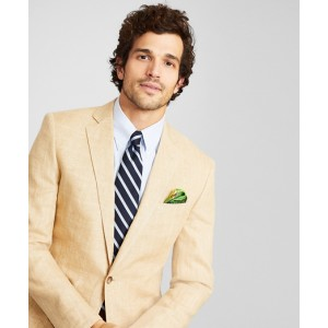 Regent Fit Fun Linen Sport Coat