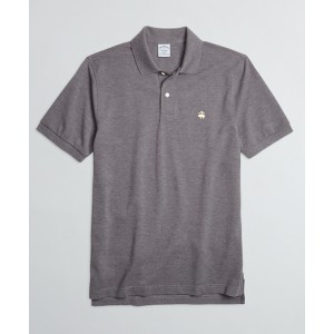 Slim Fit Stretch Supima Cotton Performance Polo Shirt