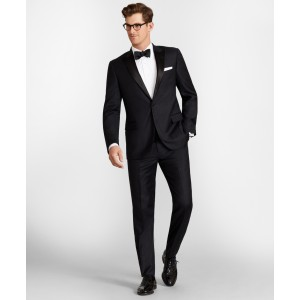 Regent Fit One-Button Dotted 1818 Tuxedo