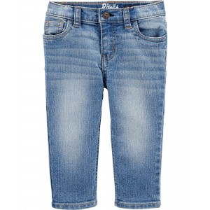 Classic Jeans -Natural Indigo Wash