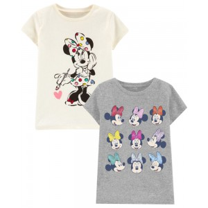 2-Pack Minnie Mouse Tees