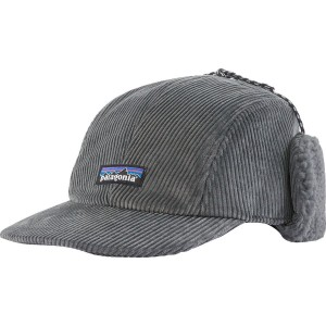 Corduroy Ear Flap Cap