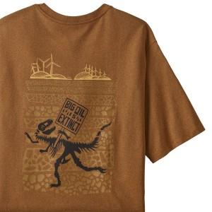 Big Oil is Extinct Responsibili-T-Shirt - Mens