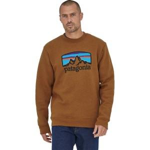 Fitz Roy Horizons Uprisal Crew Sweatshirt - Mens