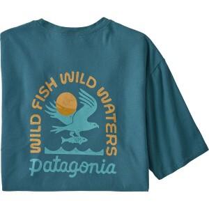 Original Angler Organic T-Shirt - Mens