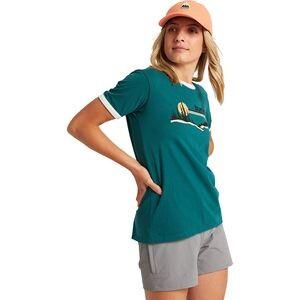 Carlow Short-Sleeve T-Shirt - Womens