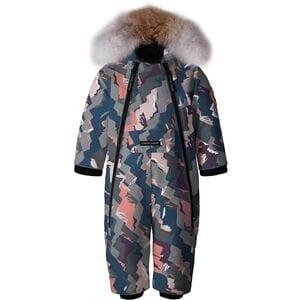 Lamb Snowsuit - Infant Girls