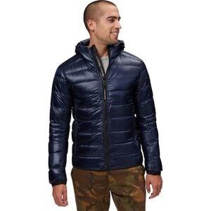 Crofton Hooded Down Jacket - Mens