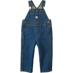 Denim Bib Overall - Toddler Boys