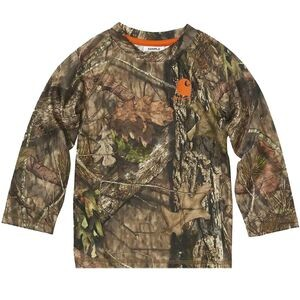 Force Camo Pocket Long-Sleeve T-Shirt - Infant Boys