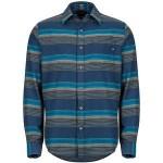 Enfield Midweight Flannel Shirt - Mens