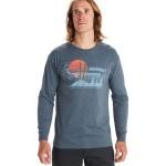Freestyle Long-Sleeve T-Shirt - Mens