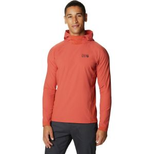 Shade Lite Hooded Shirt - Mens