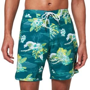 Tropical Bloom 18 Board Short - Mens
