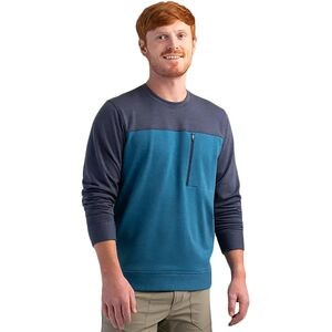 Emersion Fleece Crew Sweatshirt - Mens