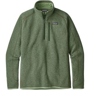 Better Sweater 1/4-Zip Fleece Jacket - Mens