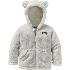 Furry Friends Fleece Hooded Jacket - Infants