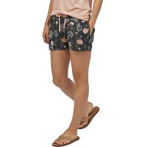 Island Hemp Baggies Short - Womens